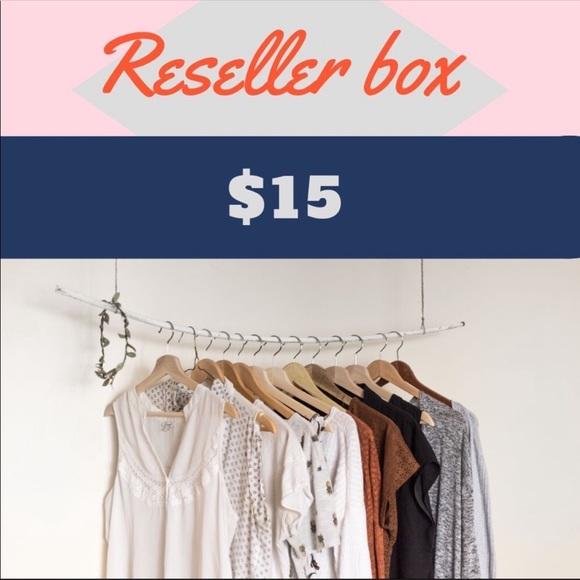 lululemon athletica Tops - Reseller Mystery Box
